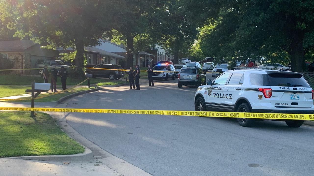 1st Street Homicide July 25, 2020