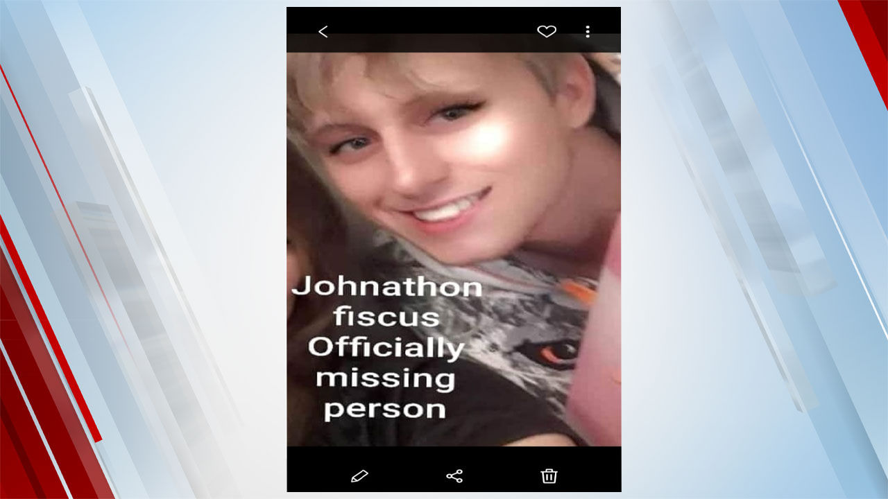 Sand Springs Police Searching For Missing Man
