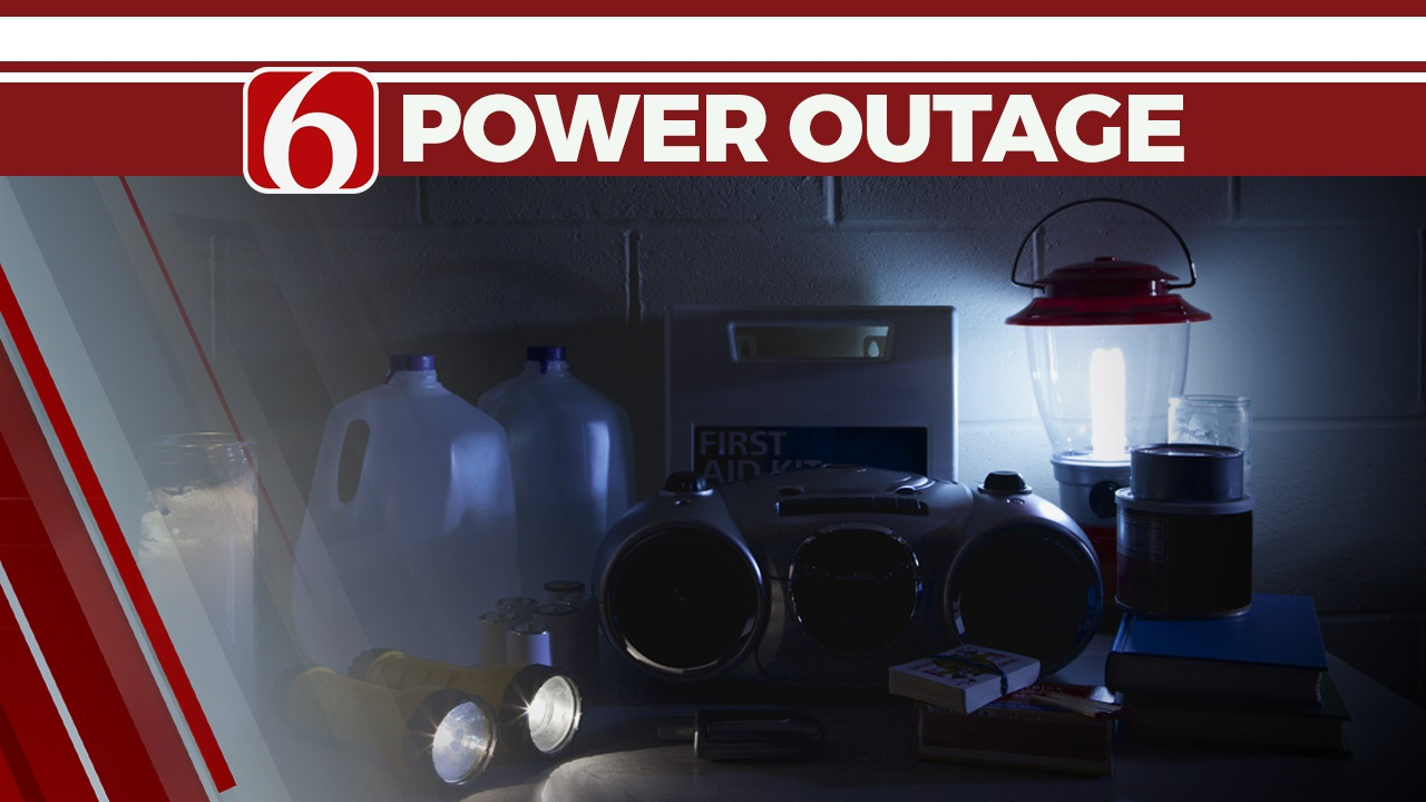 Power Has Been Restored In Jenks, PSO Reports
