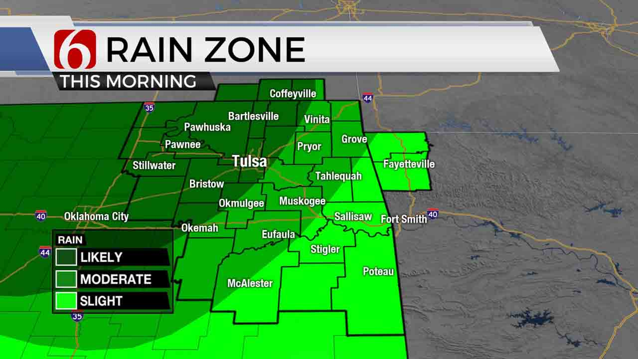 More Storm Chances Before Pleasant Temperatures This Weekend