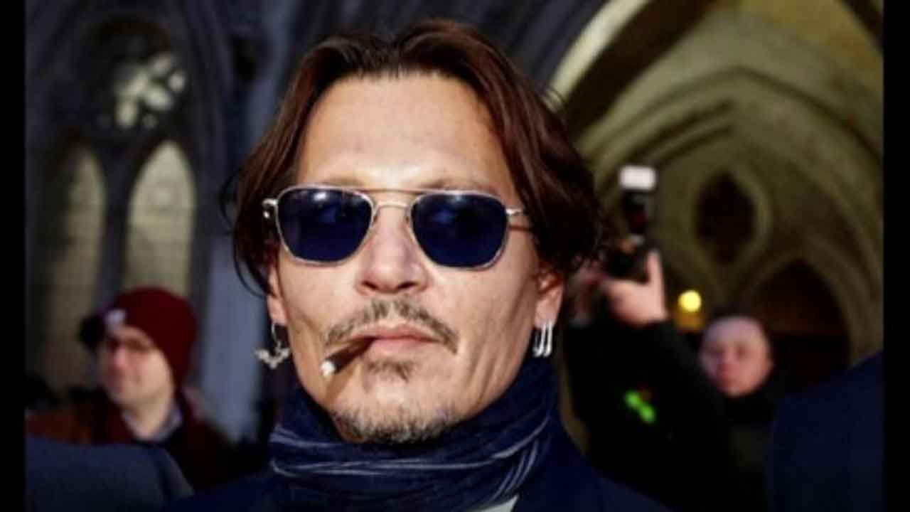 Depp Takes Stand In Libel Trial, Claims Amber Heard Hit Him