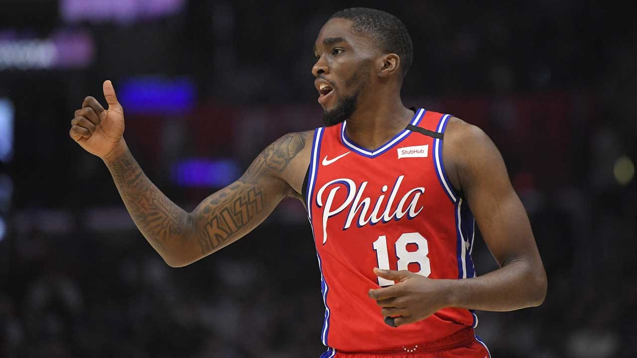 Owasso Native Shake Milton Tied NBA Record In Sixers' Loss To The Clippers