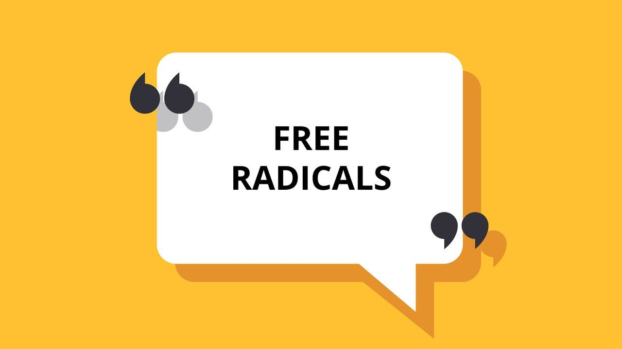 Doctor Decoded: What Are Free Radicals?