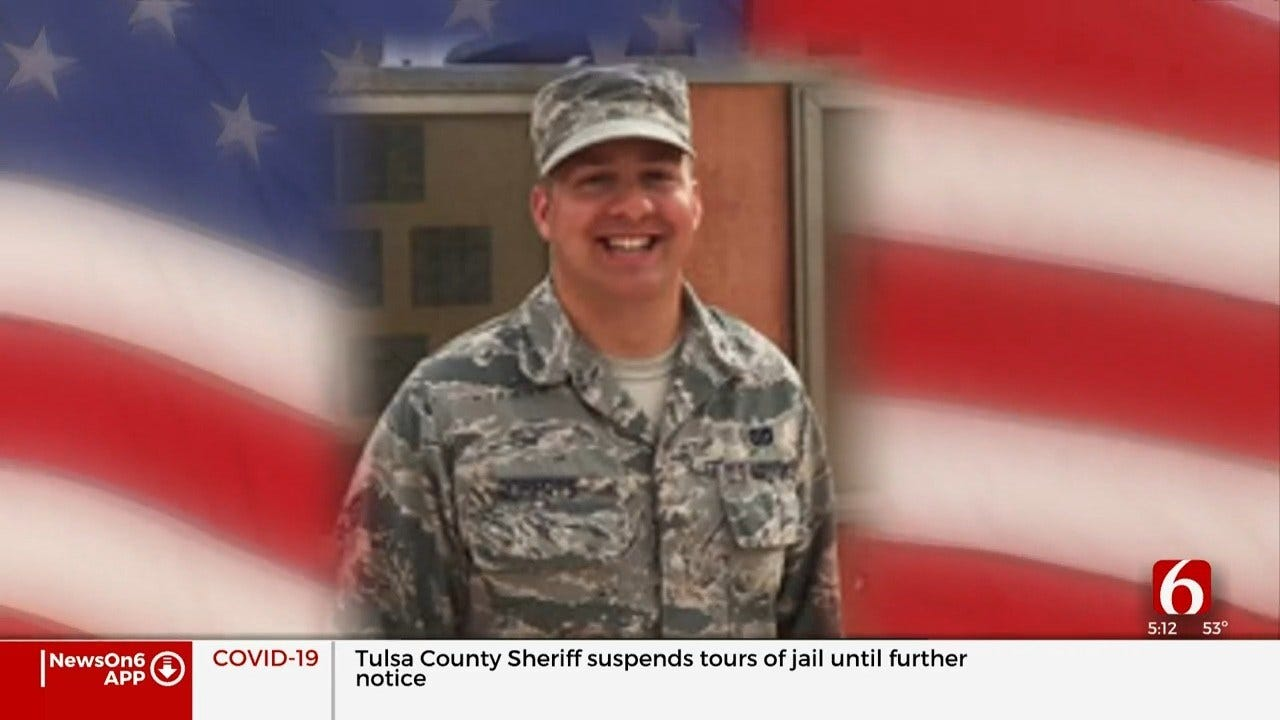 Oklahoma Air National Guardsman From Owasso Killed In Iraq