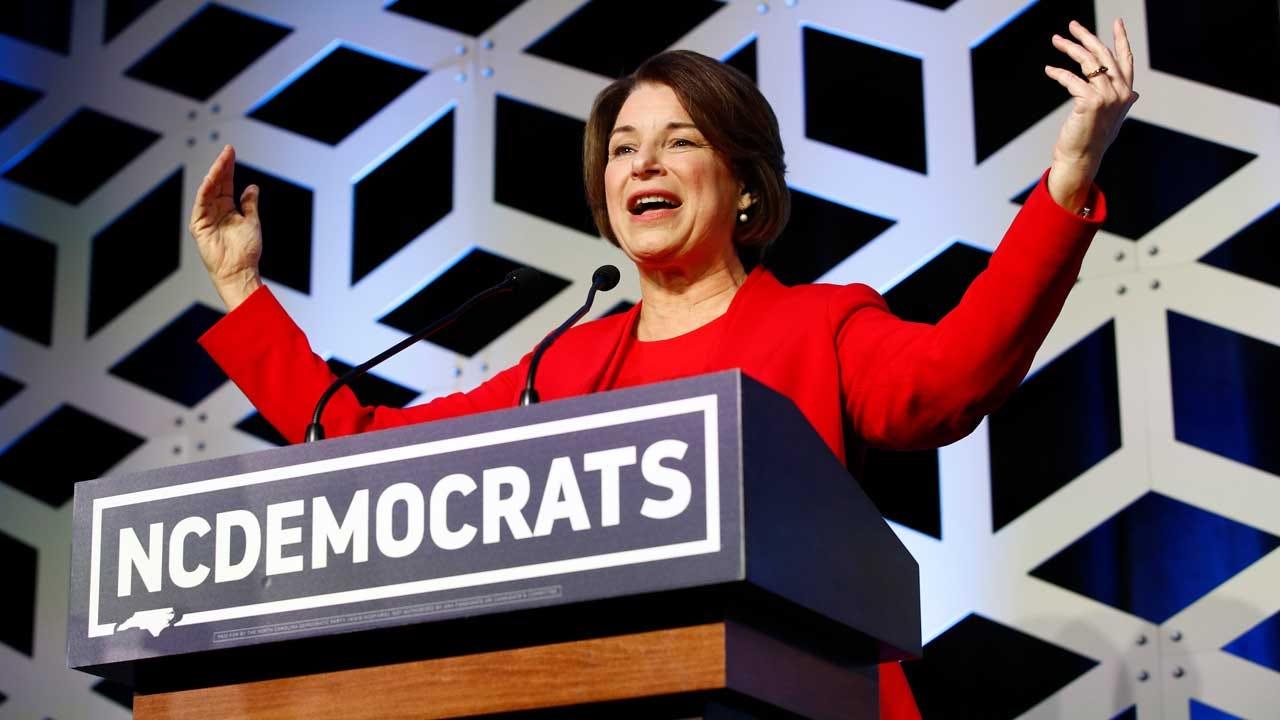 Klobuchar Is Ending Her Presidential Bid, Will Endorse Biden