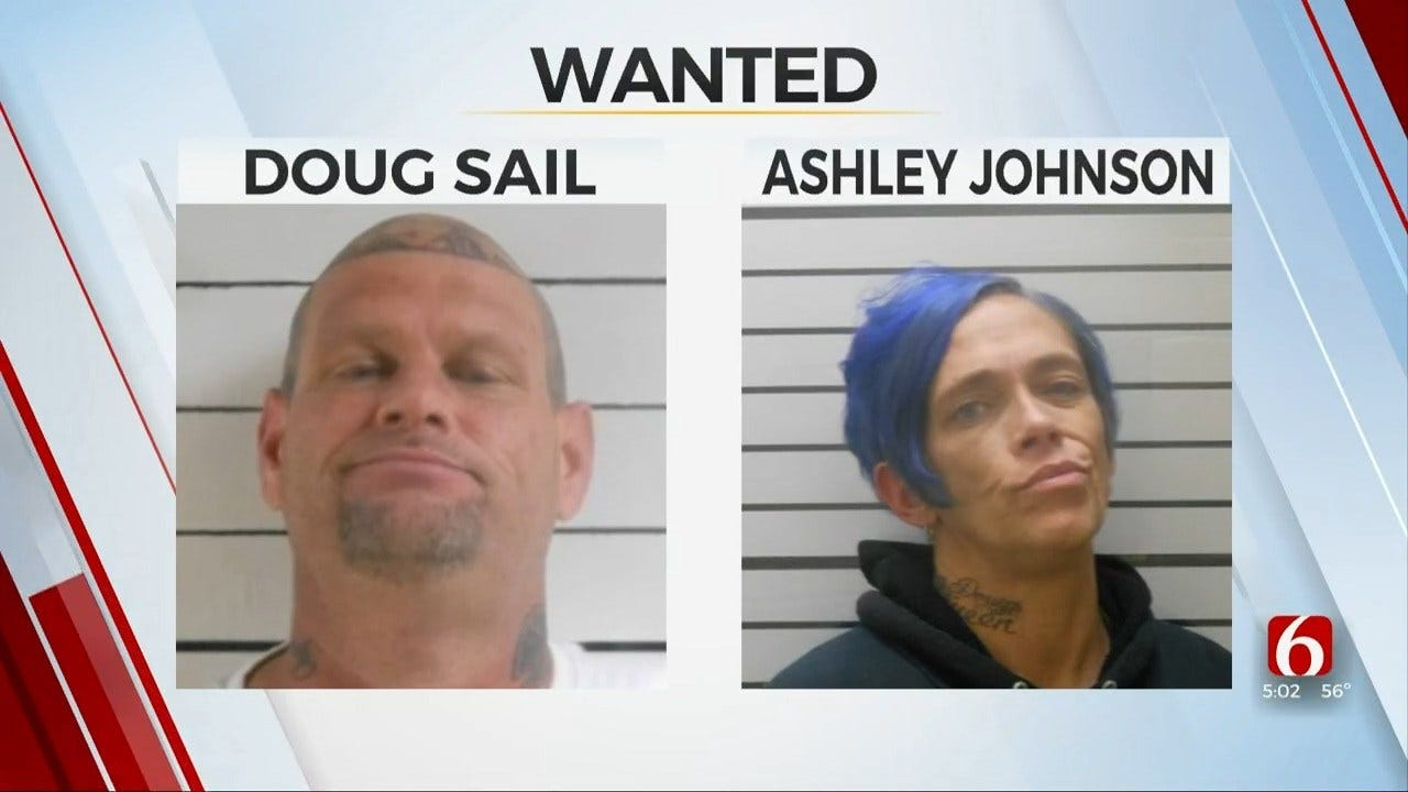 Muskogee County DA Searches For 2 Fugitives Accused Of Involvement In Robbery