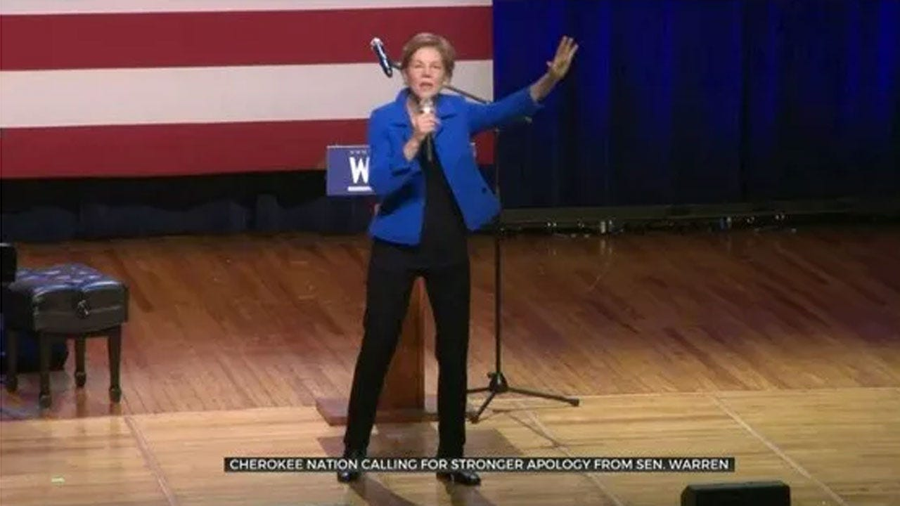 Tribal Members Call For Stronger Apology From Warren On Eve Of Primary