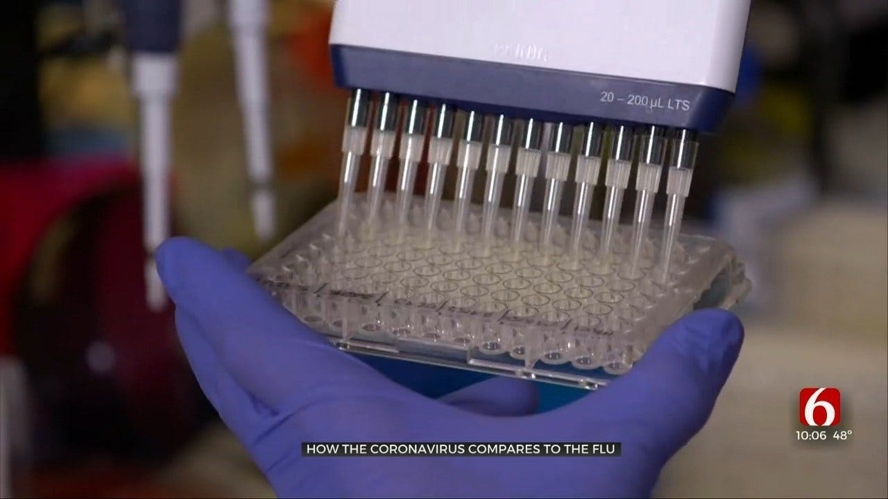 Tulsa Health Professional Gives Advice On How To Avoid Coronavirus