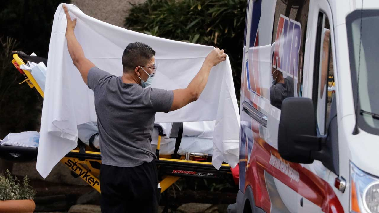 US Death Toll Climbs To 6 As Viral Crisis Eases In China