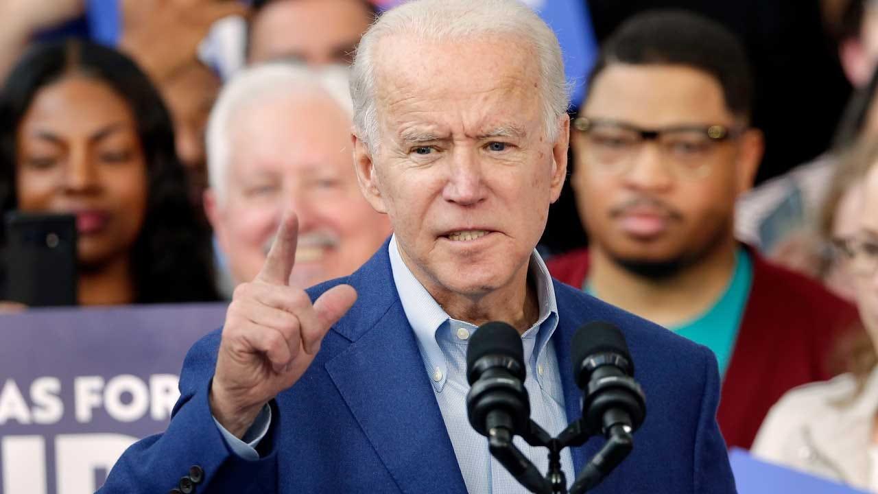 Democrats Formally Nominate Biden As 2020 Presidential Nominee