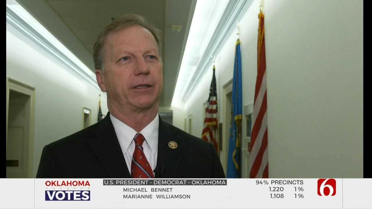 Oklahoma Congressman Weigh In On Primary Election