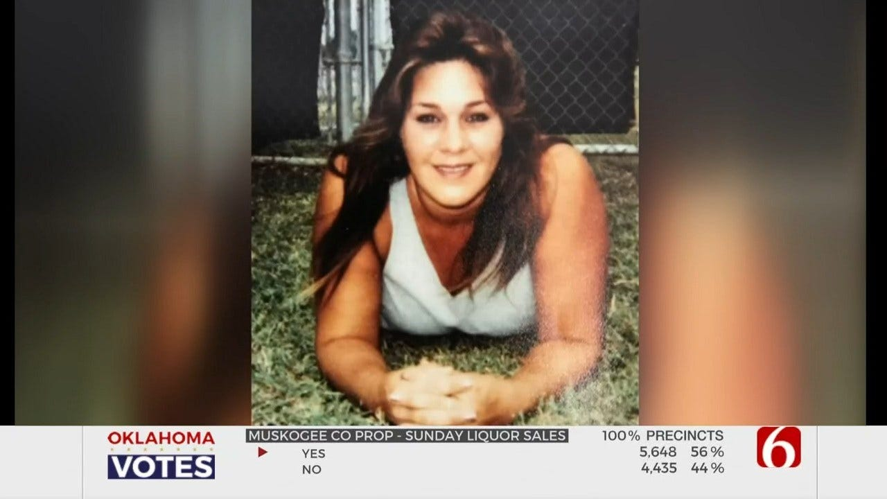 Tulsa Co. Sheriff's Office Still Searching For Woman Missing Since 2018