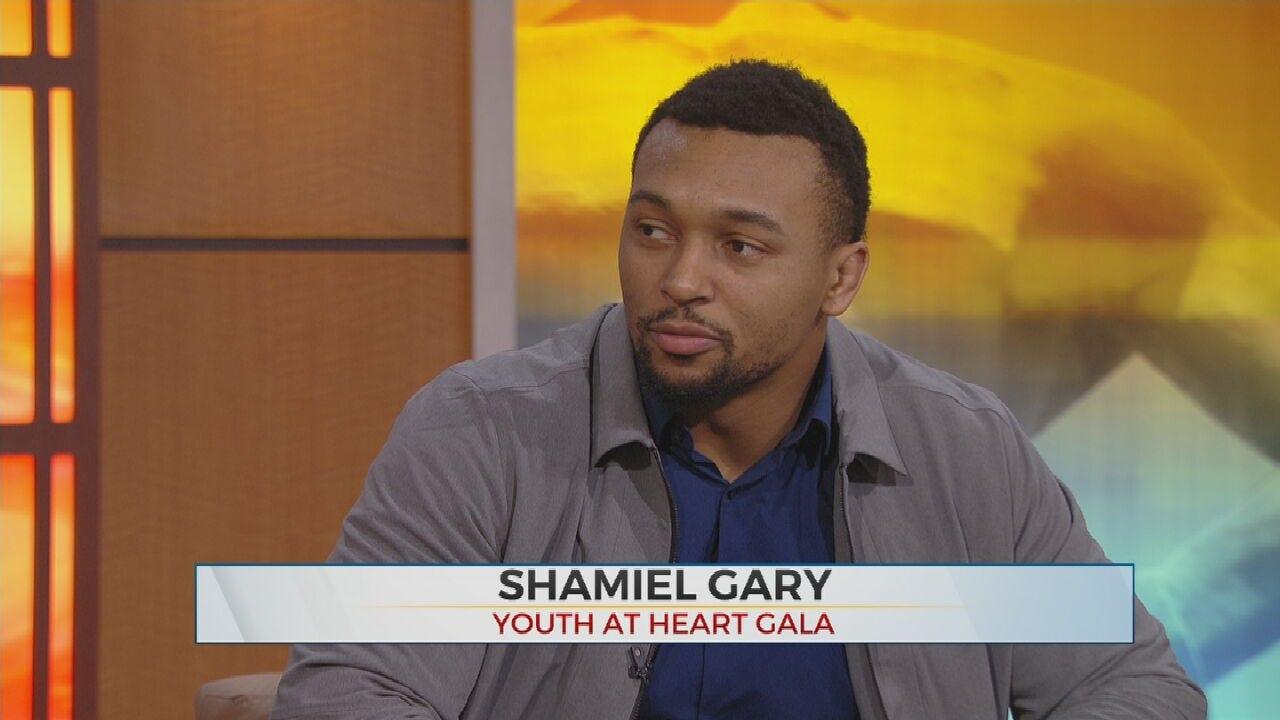 Youth At Heart Prepares For Grand Slam Gala