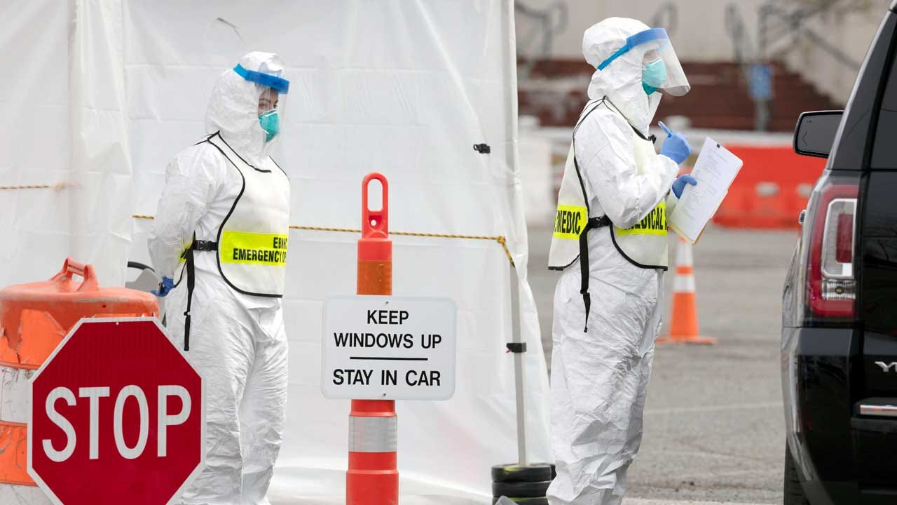 Officials Give Warning About Coronavirus (COVID-19) Pandemic