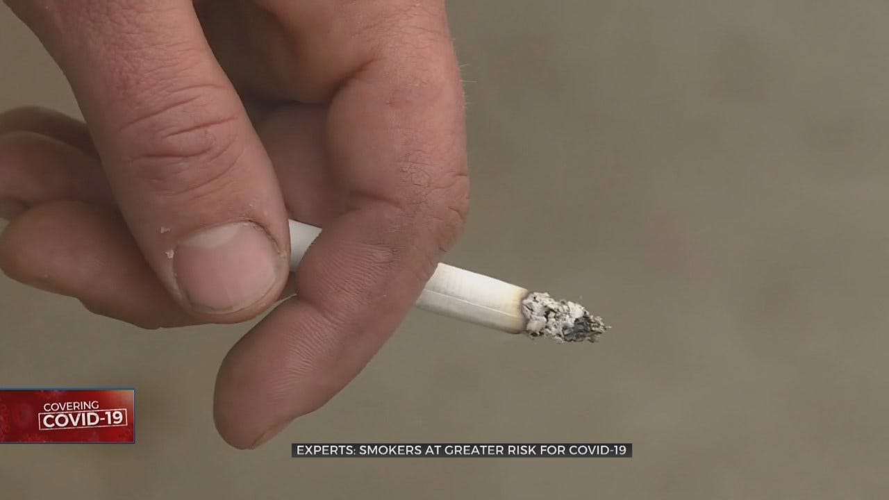American Lung Association: Smokers More At Risk For Contracting COVID-19