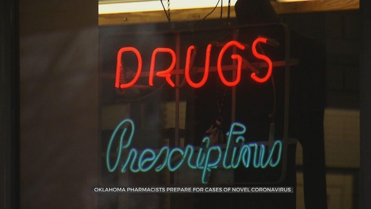 Pharmacists Prepare For Coronavirus, Offer Advice