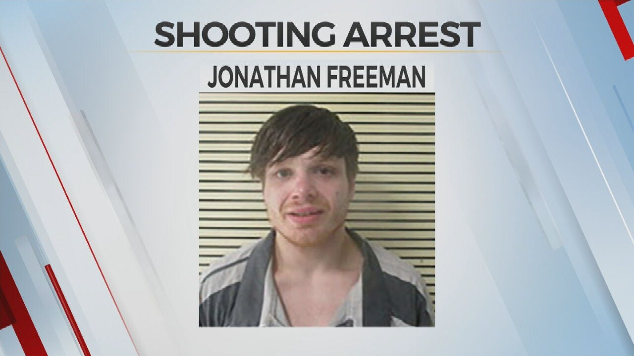 Wagoner County Man Accused Of Shooting Into Apartment