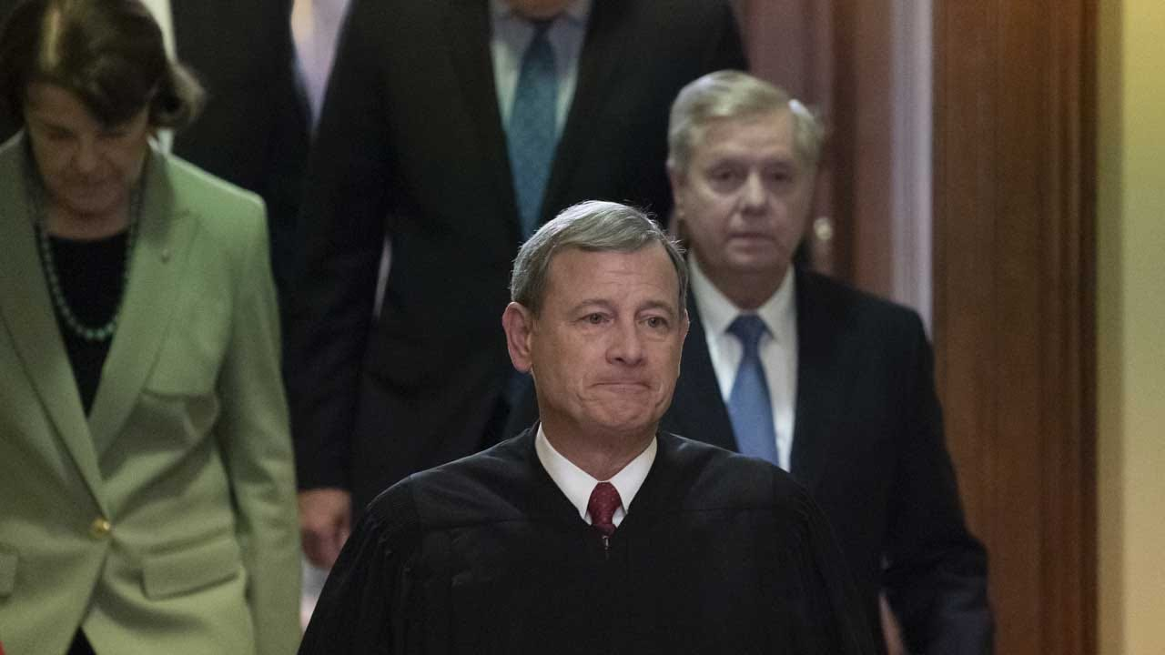 Chief Justice John Roberts Denounces 'Threatening' Schumer Comments In Rare Rebuke