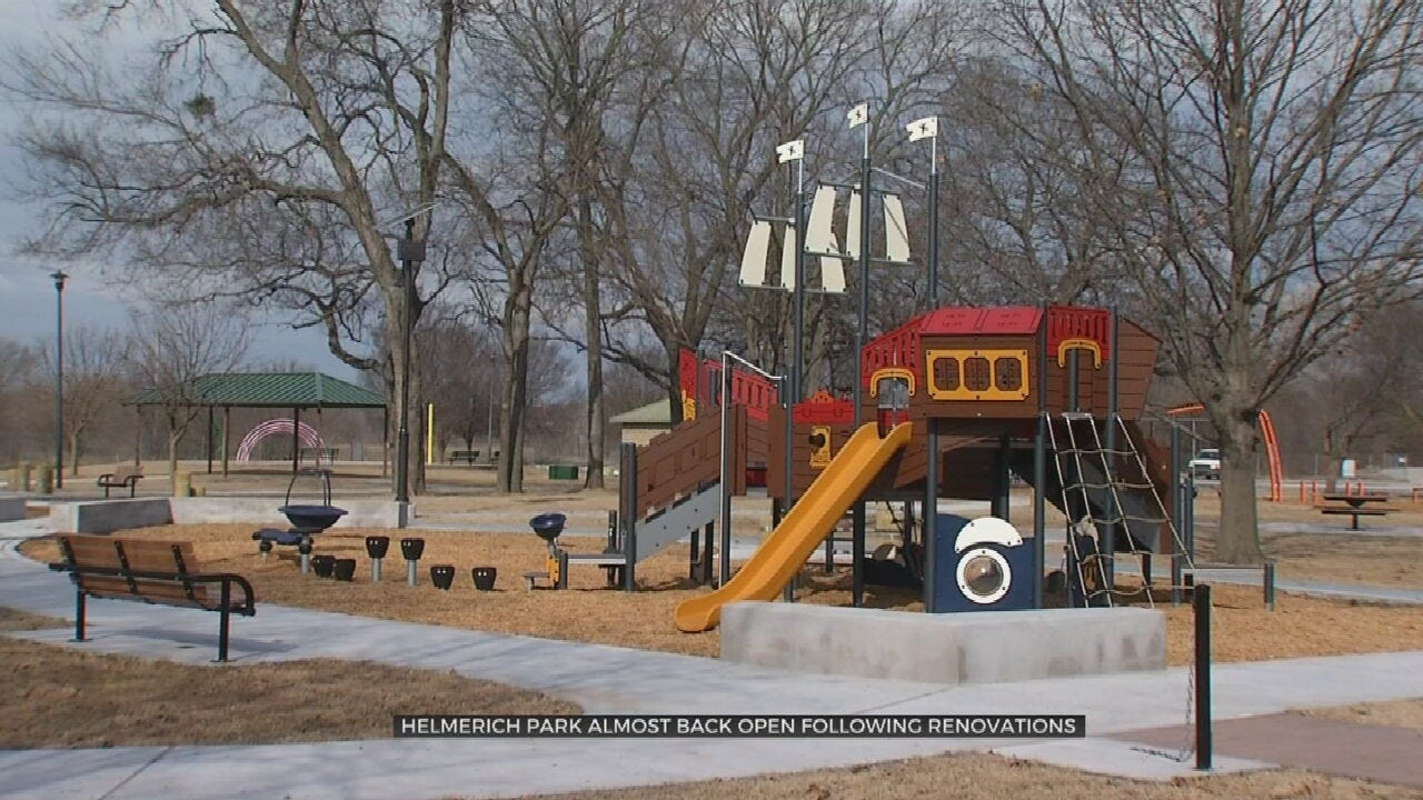 Helmerich Park Set To Reopen Following Renovations