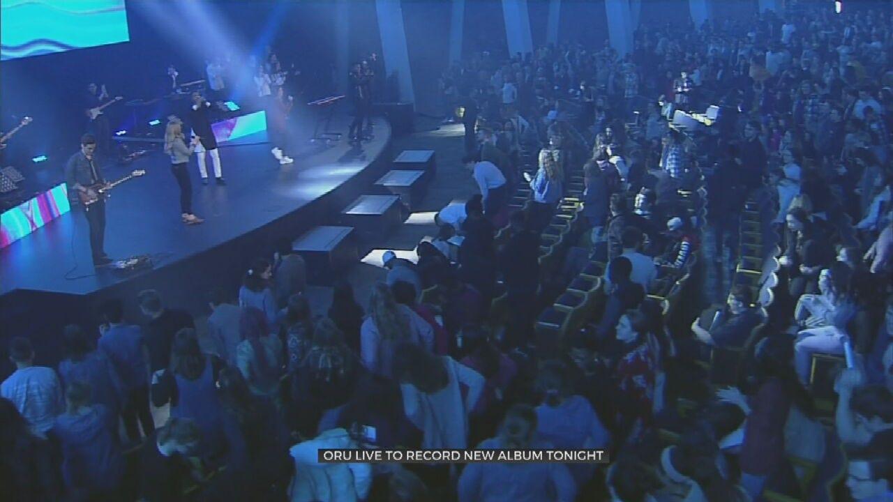 ORU's Worship Team To New Album With Live Studio Audience