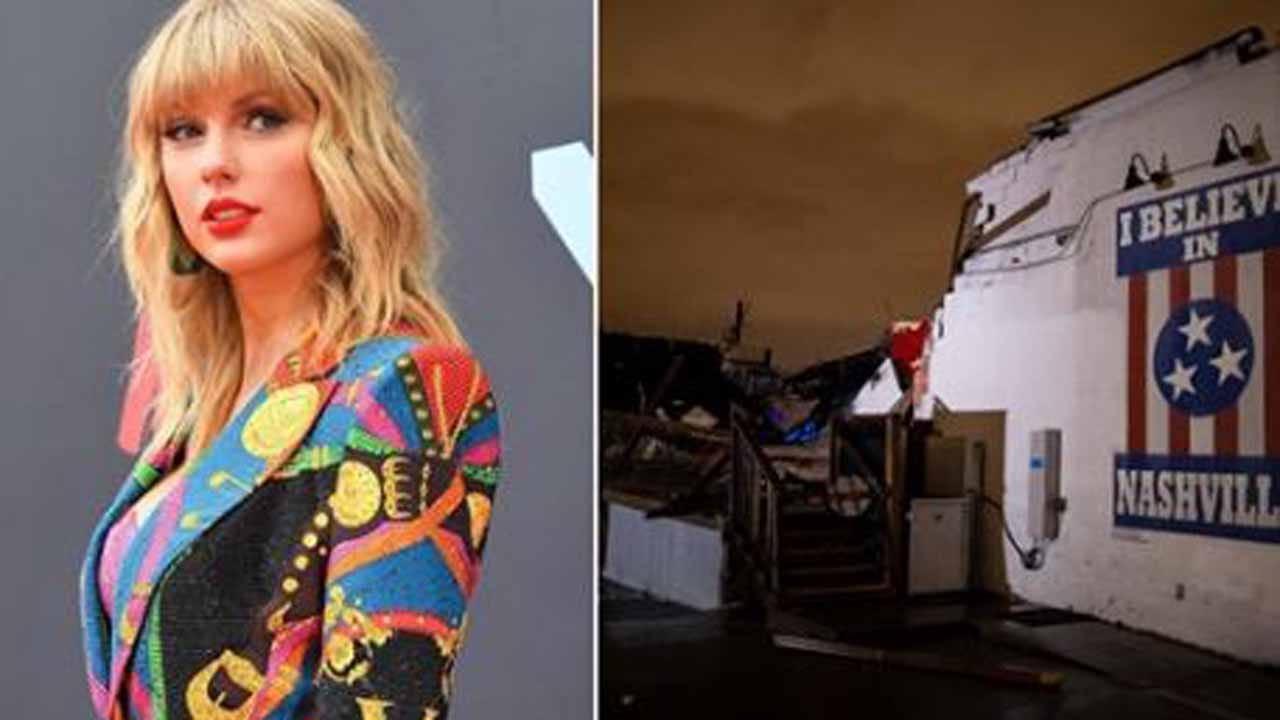 Taylor Swift Donates $1 Million To Tornado Relief In Nashville