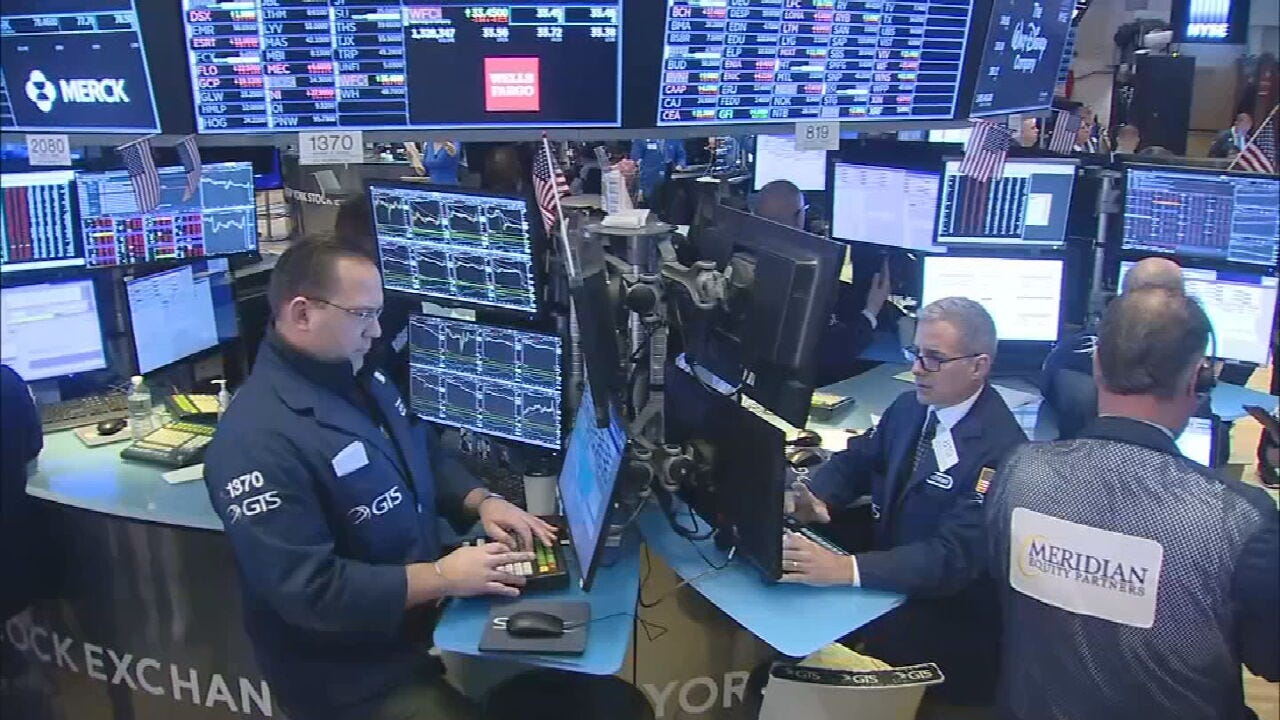 Dow Drops 1,500 Points As Oil Price Plunge Shocks Markets