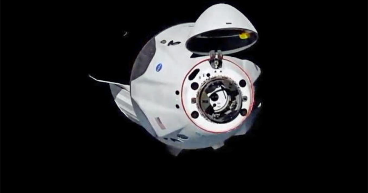 Watch: SpaceX Crew Dragon Capsule Chases Down International Space Station