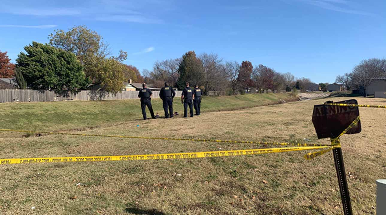 Tulsa Police Investigating After Body Found In Creek