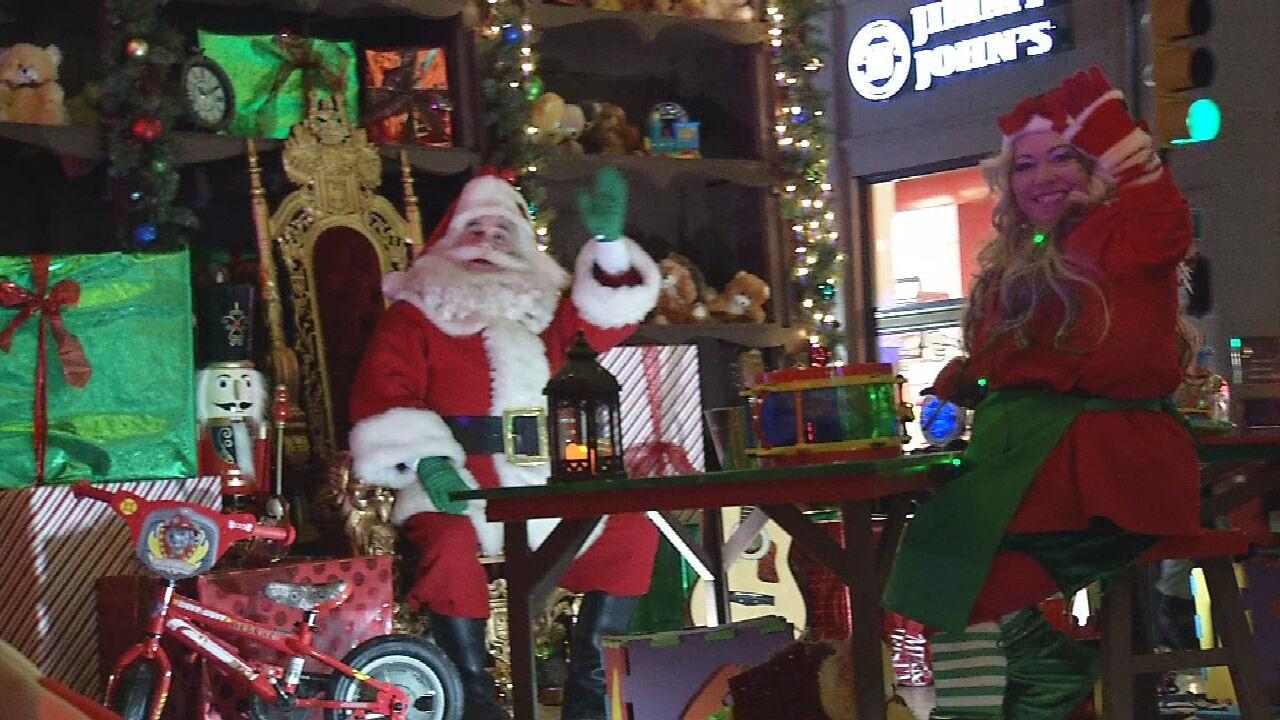 The Tulsa Christmas Parade To Be Drive-Thru Event Due To COVID-19 Concerns