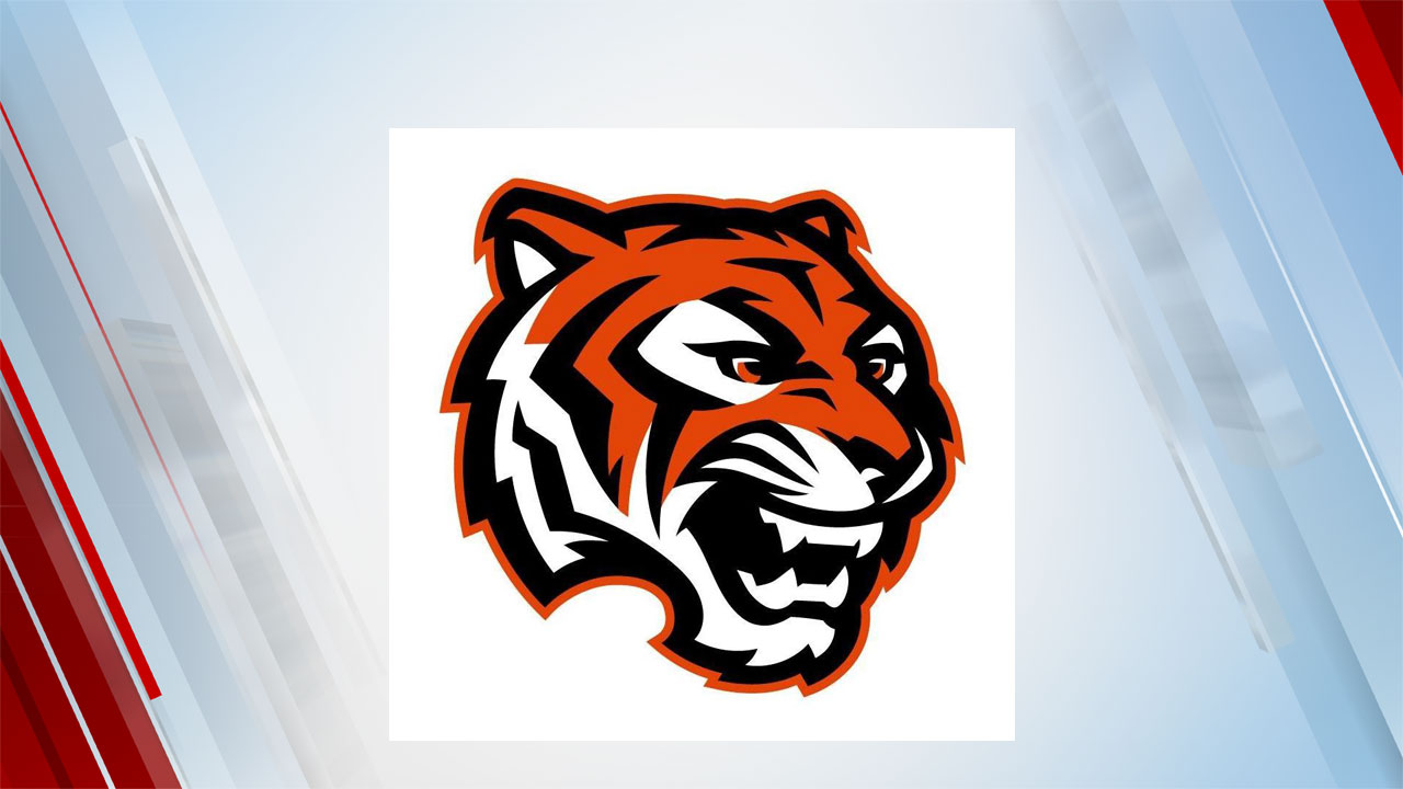 Tahlequah Public Schools Tiger Logo Sept. 13, 2020