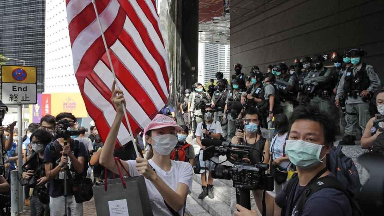 U.S. Issues Sweeping New Travel Warning For China, Hong Kong