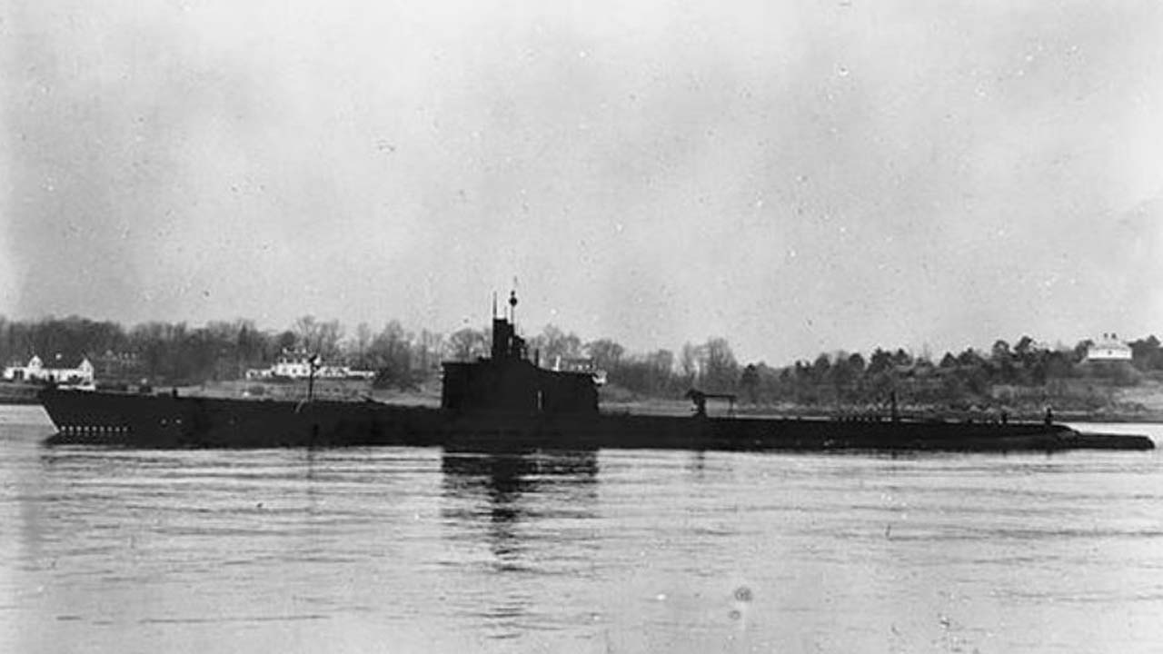 Divers Think They've Found The USS Grenadier, A U.S. Submarine Lost During WWII