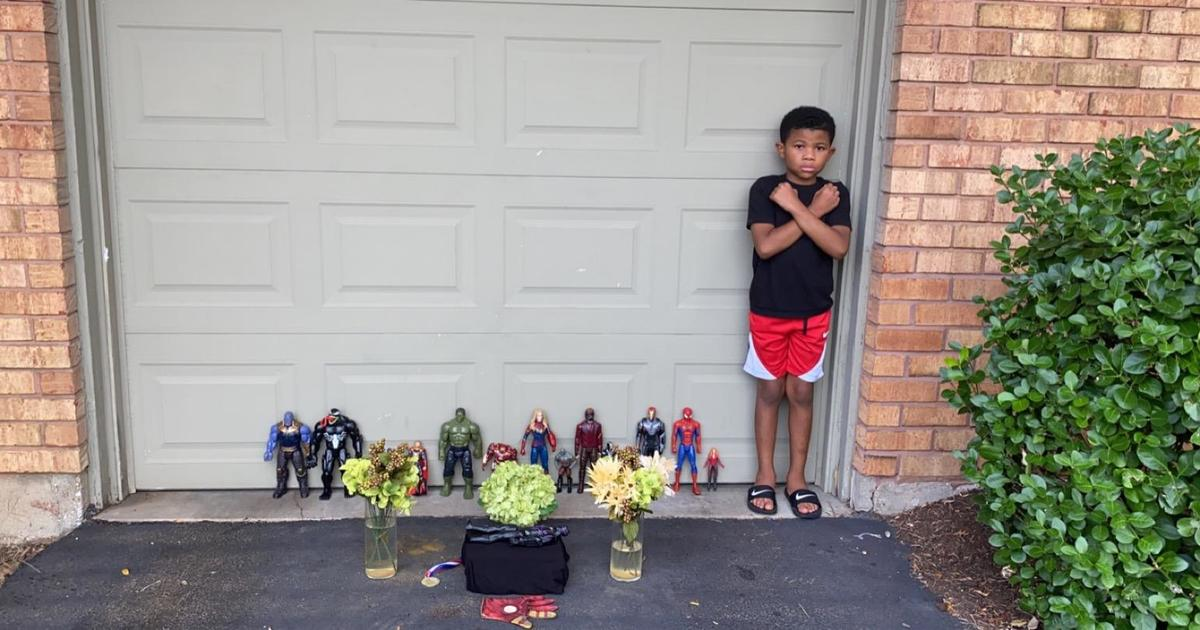 7-Year-Old's Moving Tribute To Chadwick Boseman Goes Viral