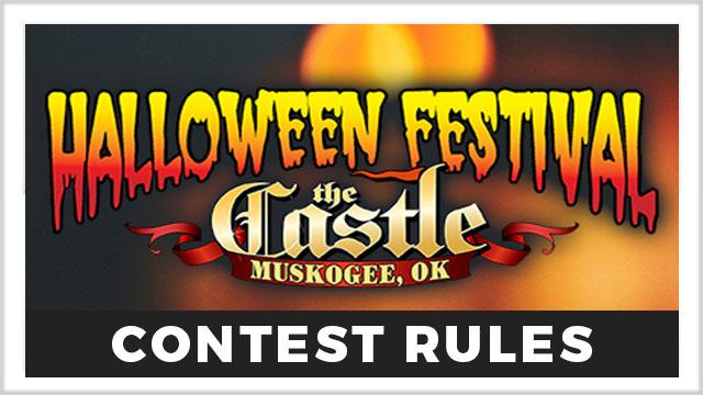 Halloween Festival Contest Rules