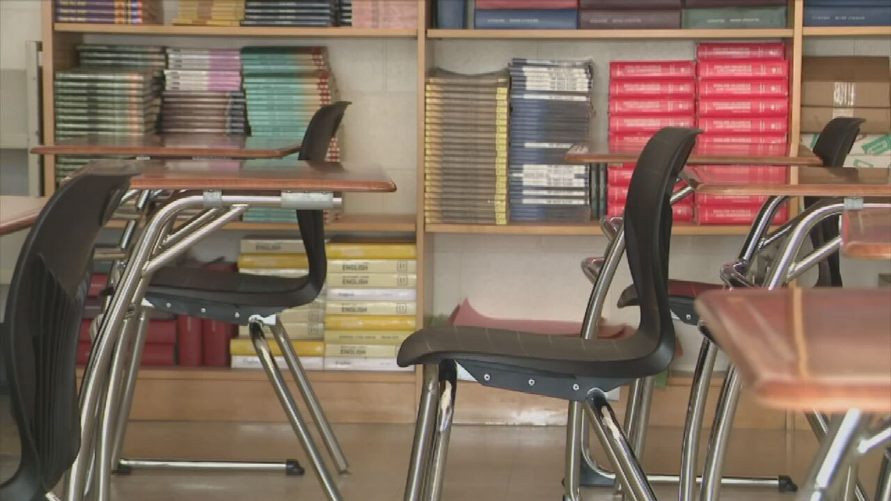 Tahlequah Schools Report COVID-19 Case At Cherokee Elementary