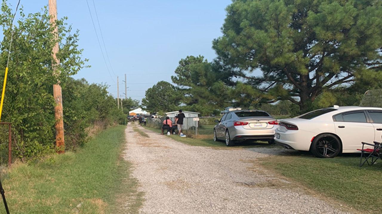 Creek County Homicide