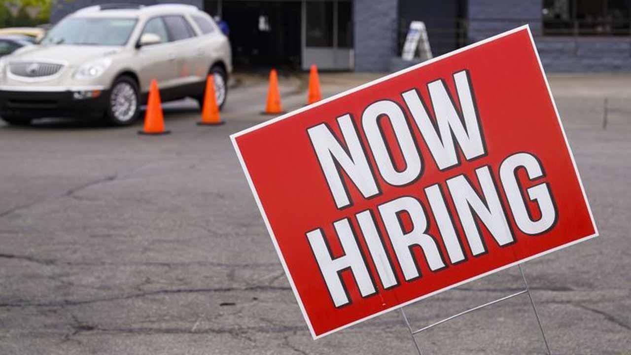 U.S. Job Postings Rise To 6.6 Million In July