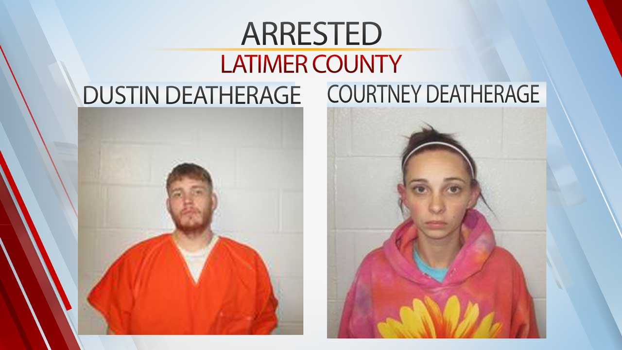 Latimer County Couple Accused Of Murder-For-Hire Plot