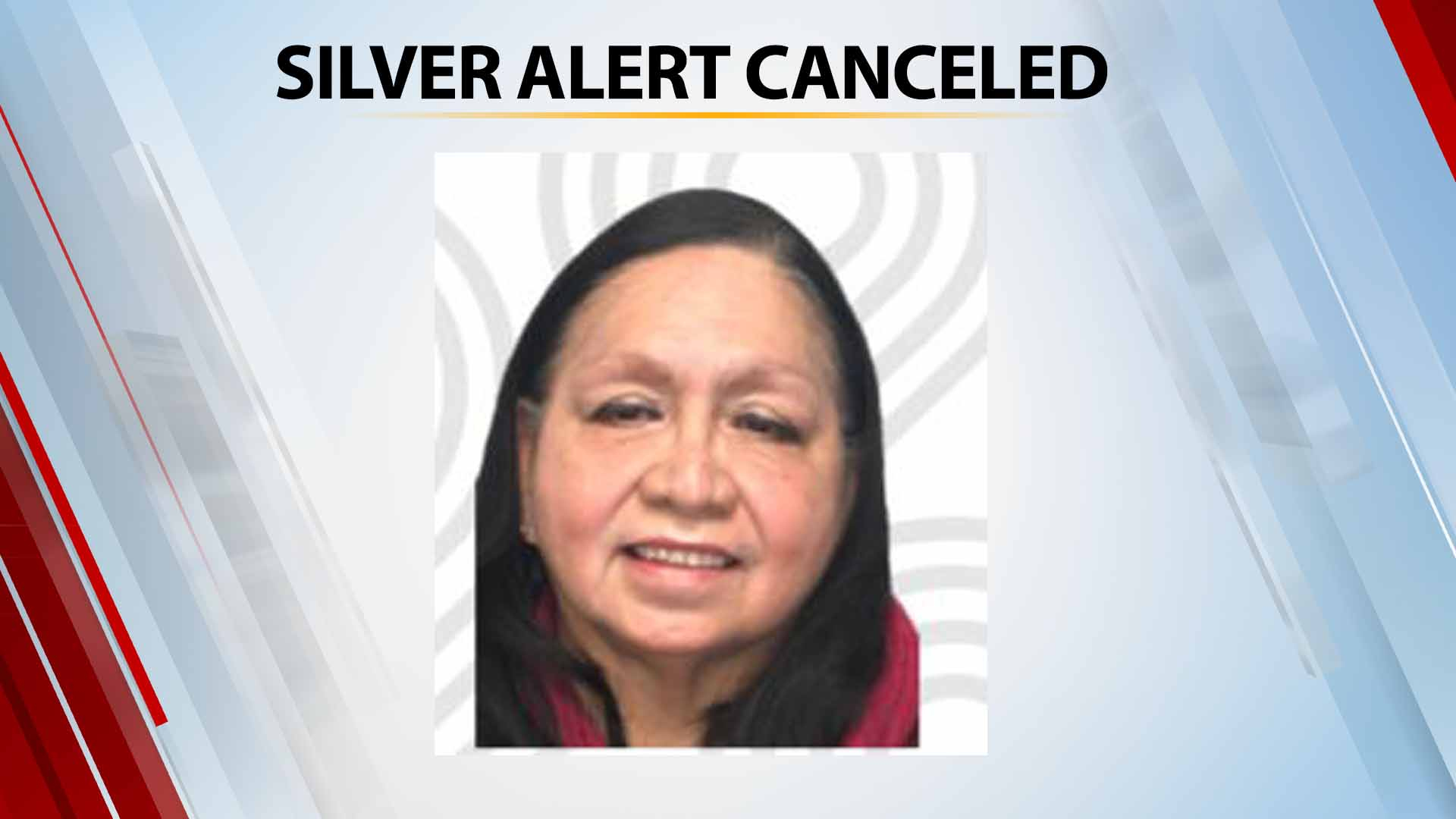 Silver Alert Canceled For Missing 69-Year-Old Woman Last Seen In Tahlequah
