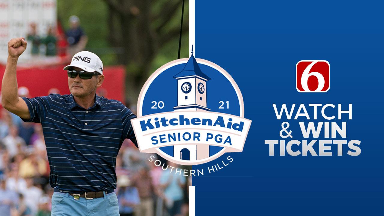 Watch to Win Tickets to the KitchenAid Senior PGA Championship!