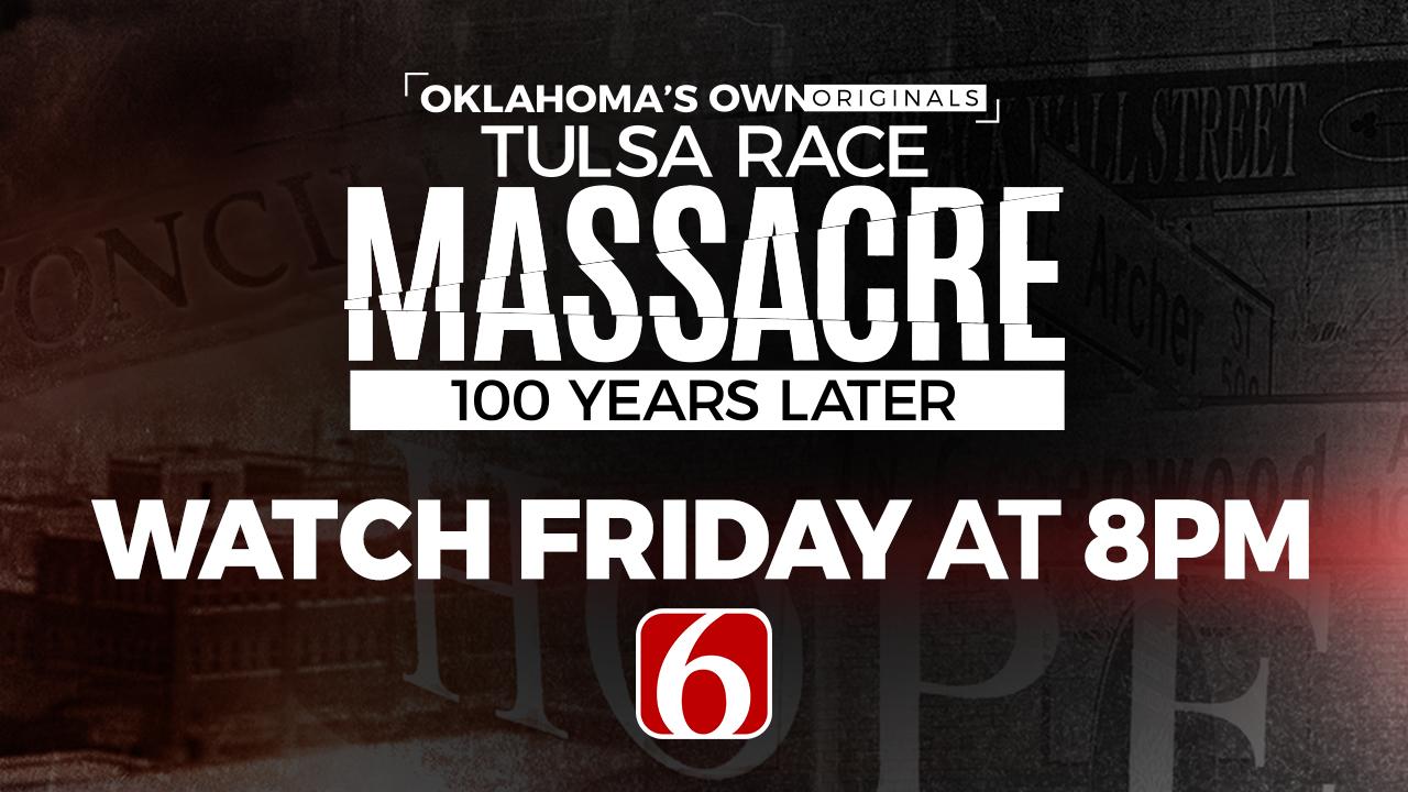 Tulsa Race Massacre Special