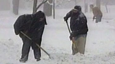 How To Properly Shovel Snow