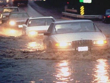 Staying Safe During Flooding