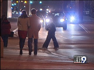 Intoxicated revelers beware behind the wheel
