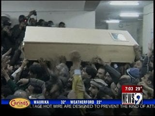 More dead after Bhutto's assassination