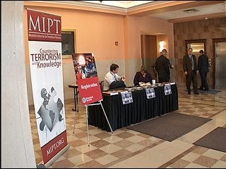 Terrorism prevention institute gets shot in the arm