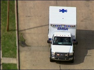 Man injured in drive-by shooting