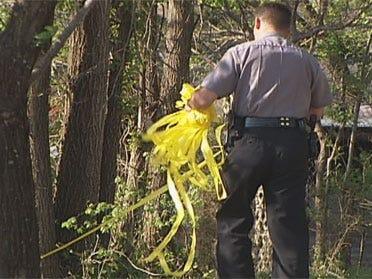 Body found in neighborhood street