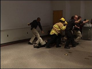 University leaders focus on safety
