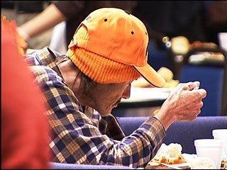 Seniors feel strain as food prices soar